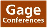 Gage Conference Logo